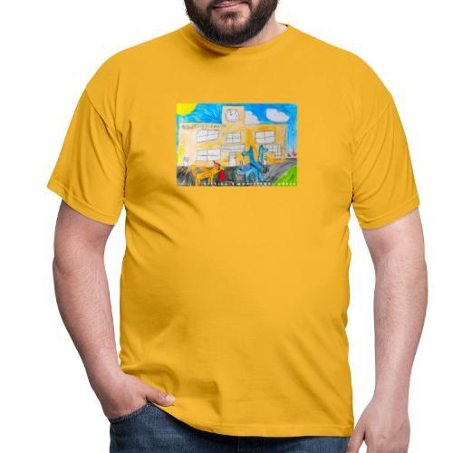 Fantasia Montessori-koulu - Miesten t-paita