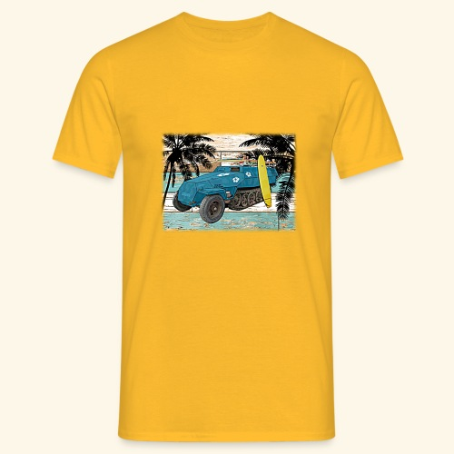 sdkfz 251 - T-shirt Homme