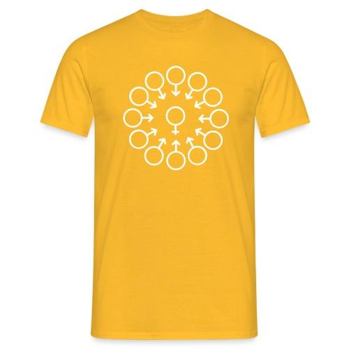 bukake - T-shirt Homme