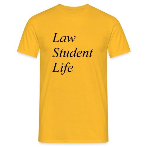 Law Student Life - Maglietta da uomo