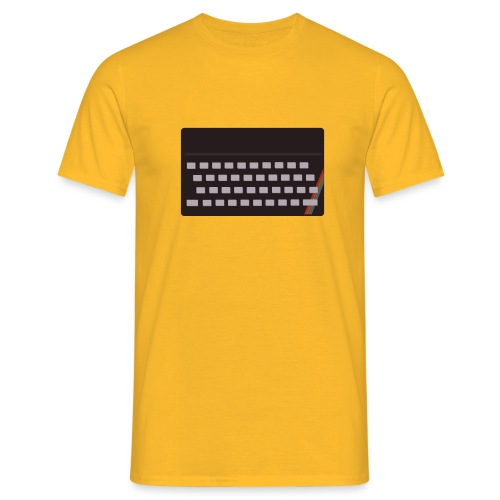 ZX Spectrum - Men's T-Shirt