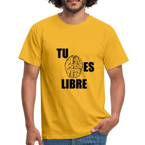 Mente libre - Camiseta hombre