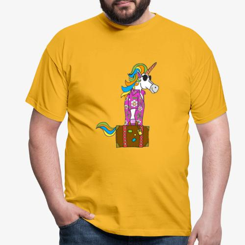 Unicorn trip - T-shirt Homme