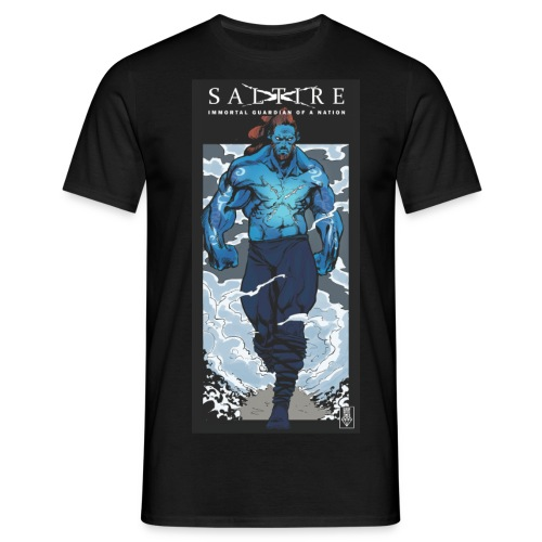 Saltire Annihilation Prev - Men's T-Shirt