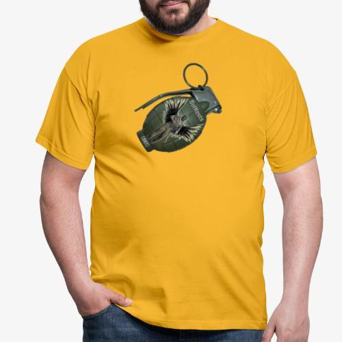 OutKasts Grenade Side - Men's T-Shirt