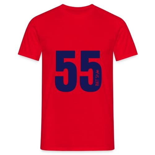 Bulldozer 55 - Men's T-Shirt