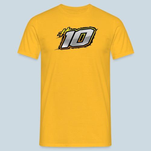 PaulBrauneis10_Outlined - Männer T-Shirt