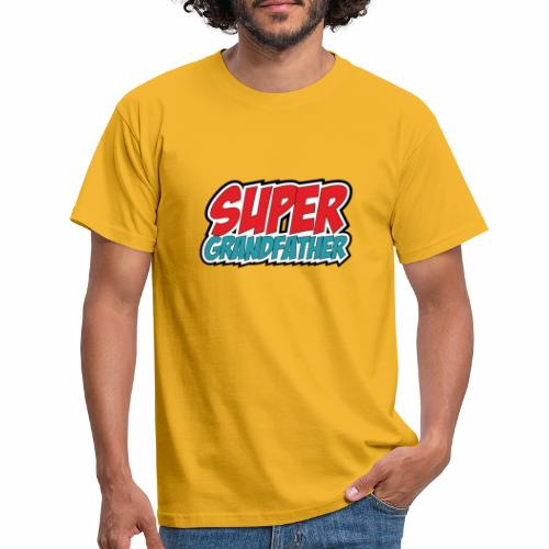 Super Grandfather - Men's T-Shirt