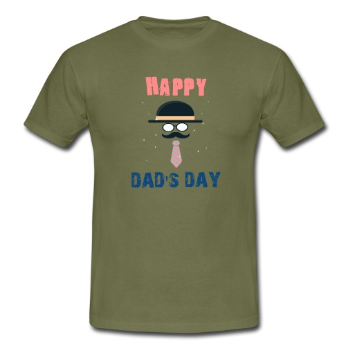 HAPPY DAD DAY - T-shirt Homme