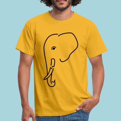 Great Ones Fear Too - Mannen T-shirt