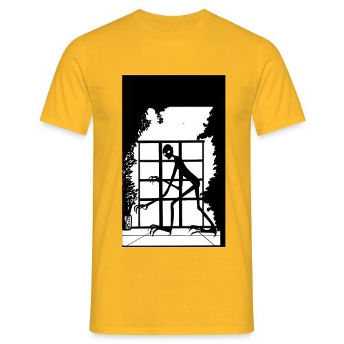 The Creeper - Men's T-Shirt