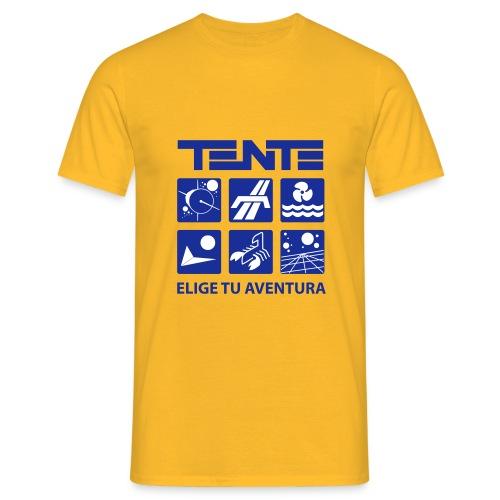 Series de TENTE: Elige tu aventura - Camiseta hombre