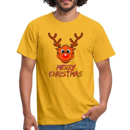 Rudolph - Männer T-Shirt
