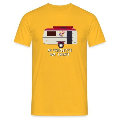 In Paulette We Trust Color - T-shirt Homme