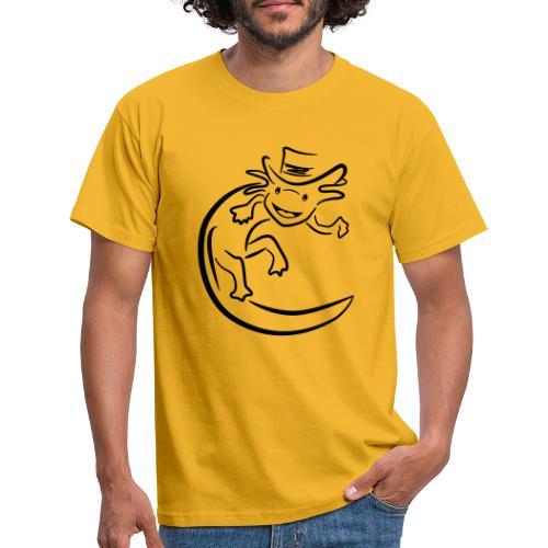 Axolotl - Männer T-Shirt