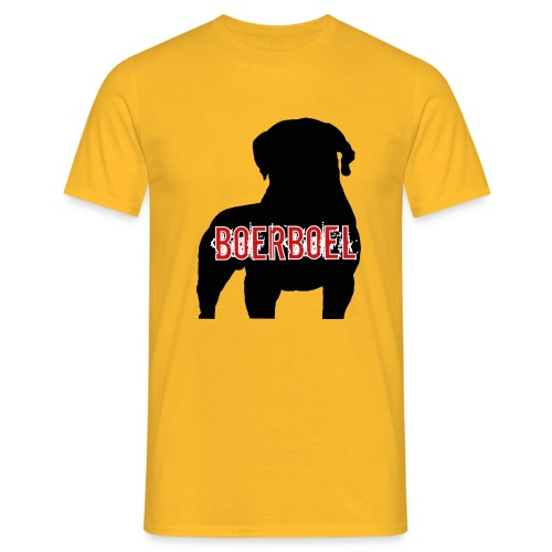South African Boerboel - Männer T-Shirt