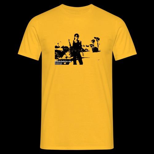 Sarah - T-shirt Homme