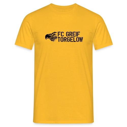 FC_Greif - Männer T-Shirt