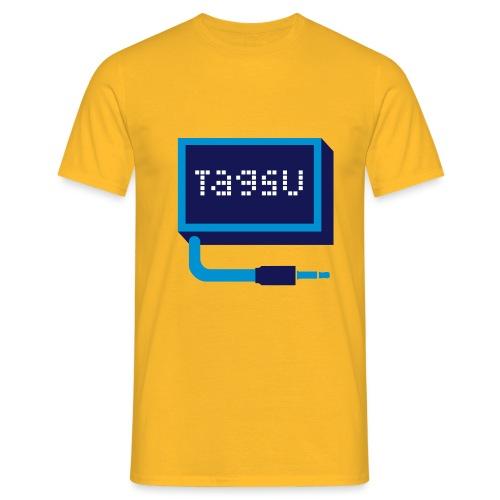 Tagsu logo - Miesten t-paita