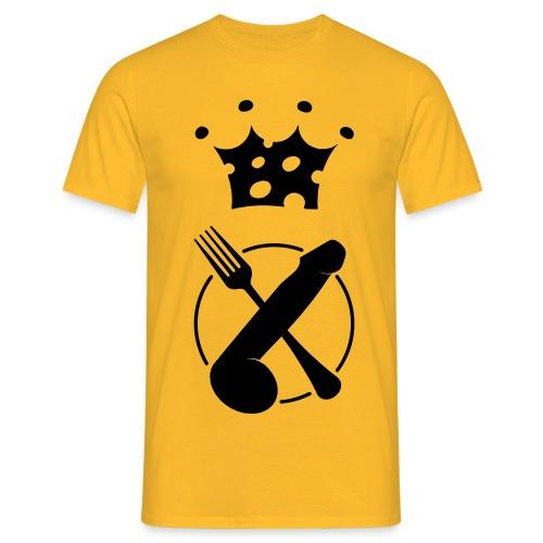 🍆🍴 - Koszulka męska