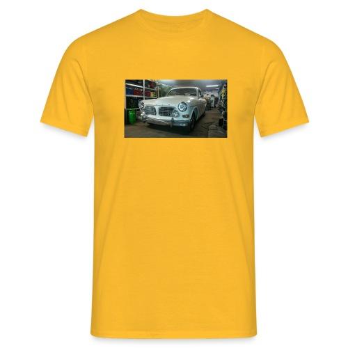p120 alter schwede - Männer T-Shirt