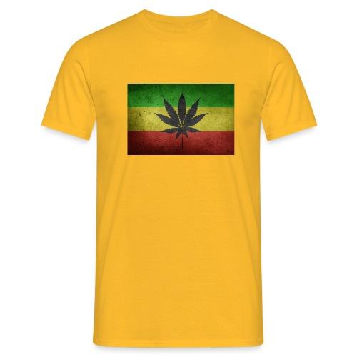 Reggea - Männer T-Shirt