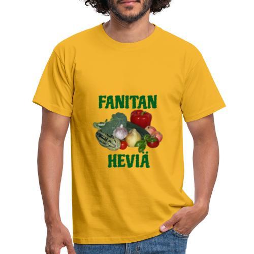 Fanitan heviä - Miesten t-paita