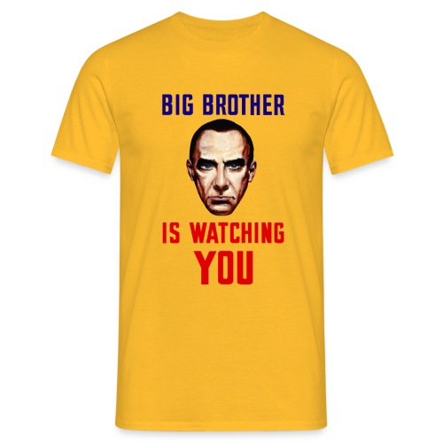 big brother - T-shirt Homme