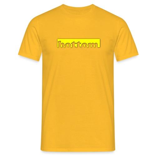 Bottom - Men's T-Shirt