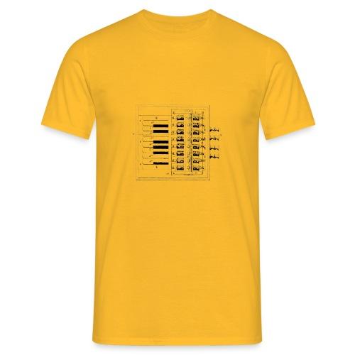 Telegraphe - T-shirt Homme