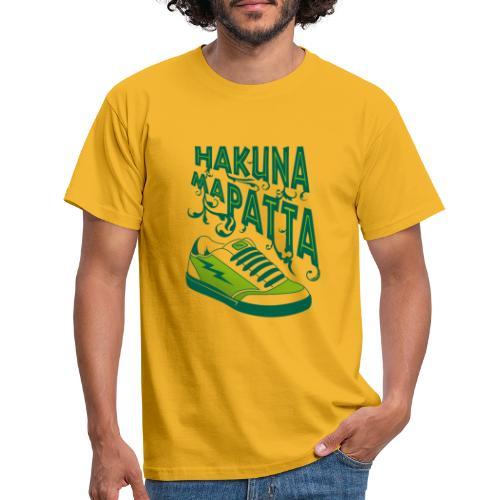 Hakuna maPatta - Mannen T-shirt
