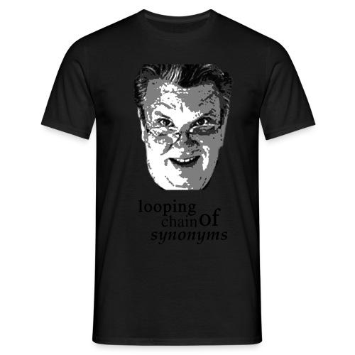 looping-chain - T-shirt herr