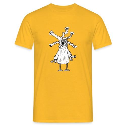 snorkelhead - T-shirt Homme