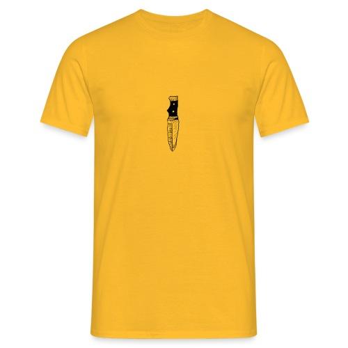 coltello knife - Maglietta da uomo