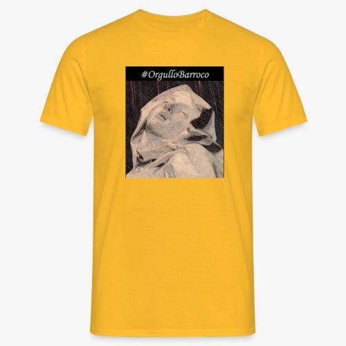 #OrgulloBarroco Teresa dibujo - Camiseta hombre
