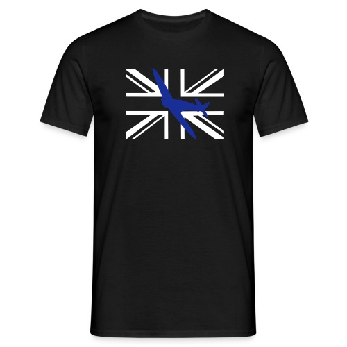 ukflagsmlWhite - Men's T-Shirt