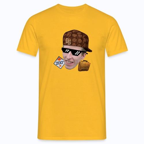 Battlepack Scumbag - Men's T-Shirt
