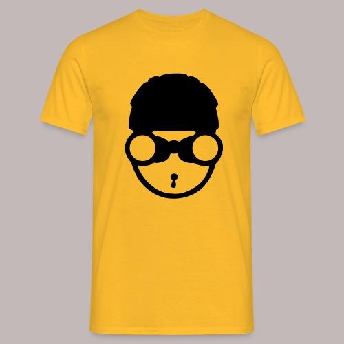 Peeper Splash - Männer T-Shirt