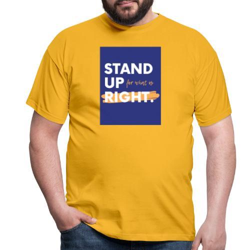 03723A0F FC04 4886 ACEC BB0A8F7400D9 - Men's T-Shirt