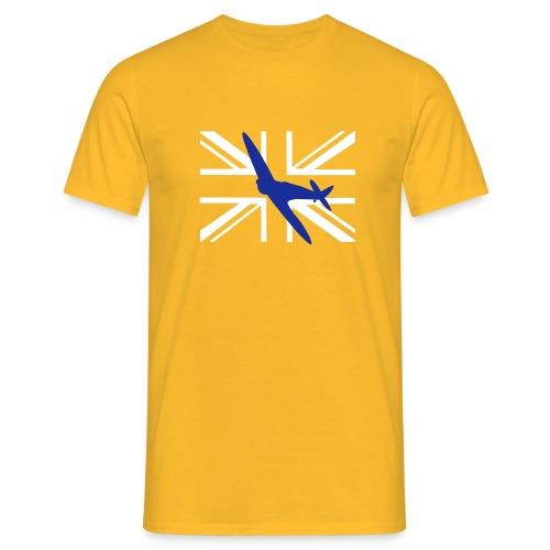 ukflagsmlWhite - Men's T-Shirt