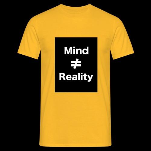 #MIND≠REALITY #INCONSCIO ≠ - Maglietta da uomo