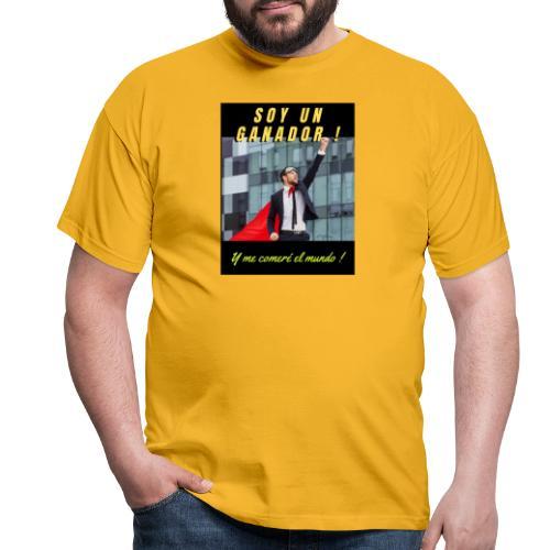SOY UN GANADOR 2 - Camiseta hombre