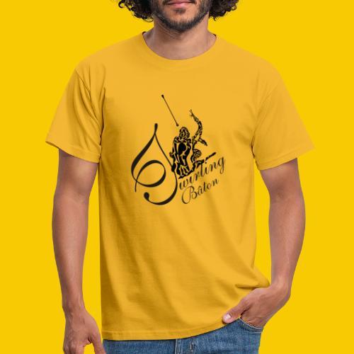 twirling b 2 - T-shirt Homme