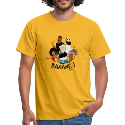 Banane - Bonne année - T-shirt Homme