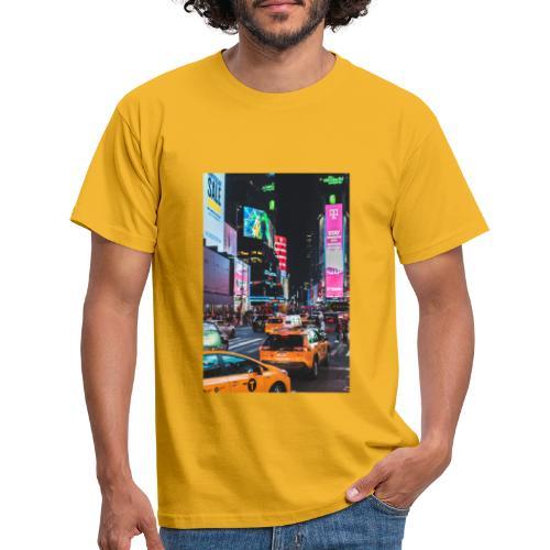 New-York - T-shirt Homme