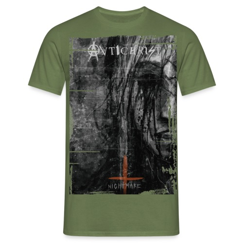 Face of Death - Männer T-Shirt