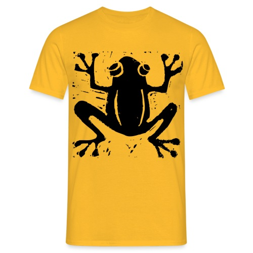 Crafty Wotnots Tree Frog - Men's T-Shirt