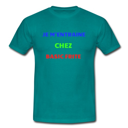 Basic Frite - T-shirt Homme