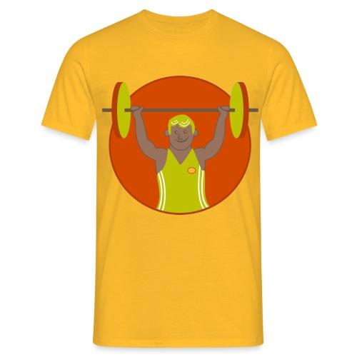 Motivation musculation - T-shirt Homme