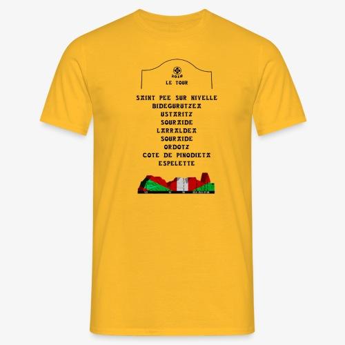 le tour 2018 - T-shirt Homme